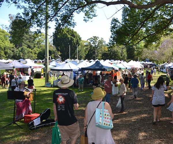 Bellingen Community Markets