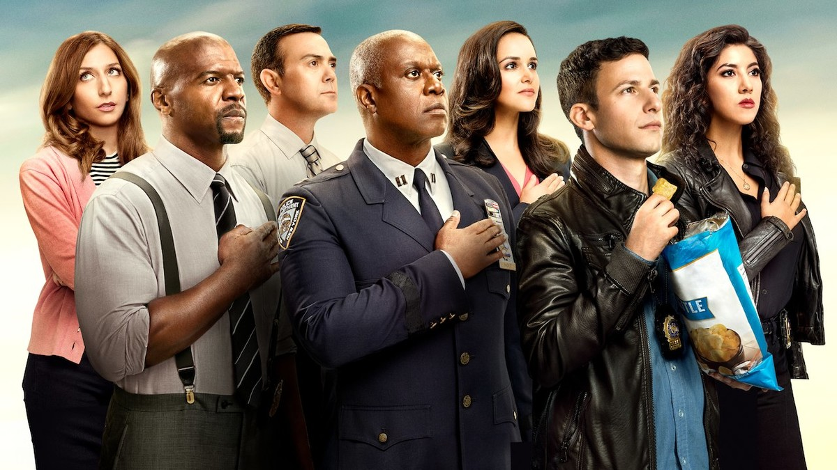 Burning Series Brooklyn 99